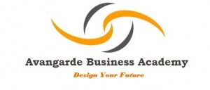 LOGO + slogan- Avangarde Academy (1)