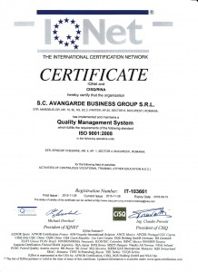 acreditare ISO9001  1